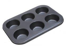 Forma na muffins- 6ks