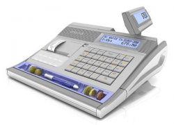 Zobrazit detail - Registrační pokladna EURO 200TE - Jednopásková
