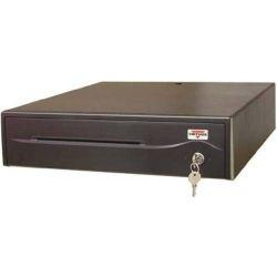 Pokladní zásuvka CD-420, RJ10P10C, černá pro pokladny EURO
