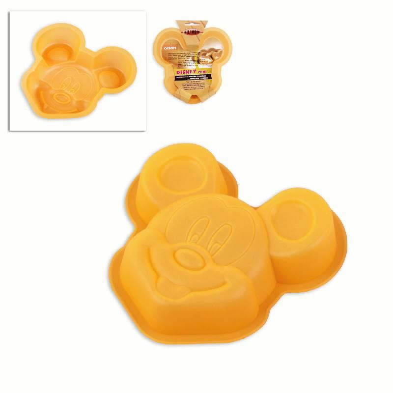 Silikonová forma na pečení Disney Mickey Mouse mini