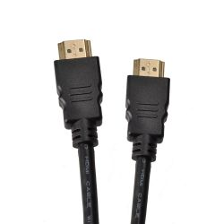 Solight HDMI kabel s Ethernetem, HDMI 1.4 A konektor - HDMI 1.4 A konektor, sáček, 1m