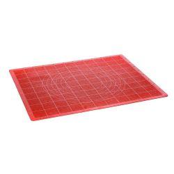 Vál silikonový CULINARIA Red 58 x 47 cm