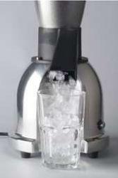 Drtič ledu na Mojito profi CEADO V90, stříbrný