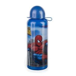 Láhev s víčkem 440ml, Spiderman