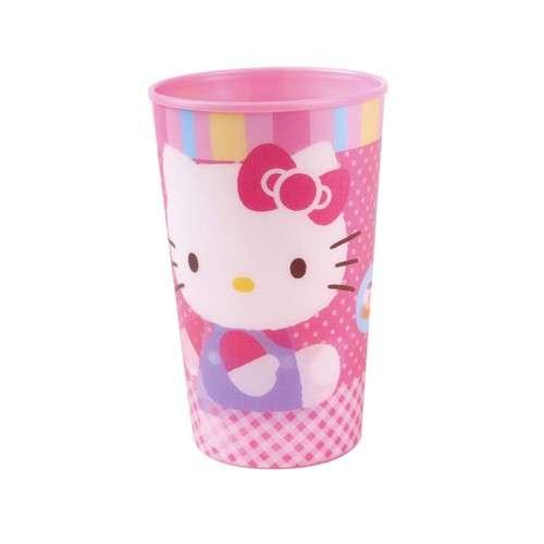 Pohárek 250ml, Hello Kitty Banquet