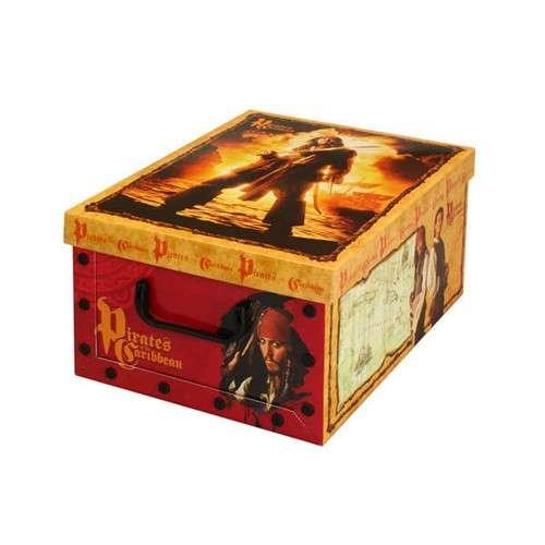 Banquet Úložná krabice Disney 32x40x17 Piráti z karibiku