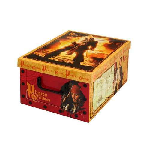 Banquet Úložná krabice Disney 40x50x25 Piráti z karibiku