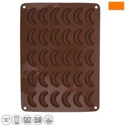 Forma silikon rohlíčky 30 ks