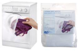 Síťka na praní jemného prádla - Sáček na praní 2 ks 30x40 a 25x30 cm