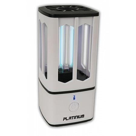 Dezinfekční lampa UV CLEAN 3,8W XD66 Platinium