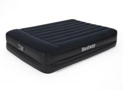 Air Bed Komfort Queen dvoulůžko černá 203 x 152 x 46 cm 67403
