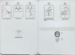 Beijing Lepu Medical Tech. Sars-CoV-2 Antigenní test neinvazivní na kraj nosu (i pro děti), pro samotestování, 1 ks (sada 25 ks)