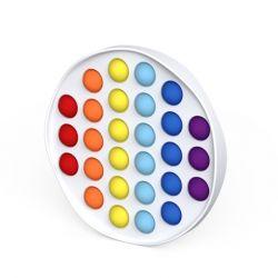 Pop it GMEX - kulatý paleta barev