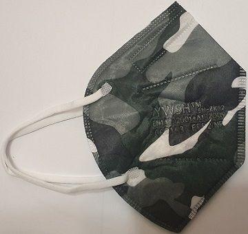 YWSH Respirátor FFP2 10 ks - Maskáč