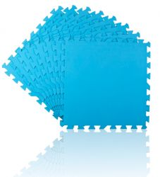 58220 Bazénová izolační pěnová podložka pod bazén 50 x 50 cm (8 ks), 1 balení (8 dílů)