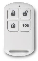 Bezdrátové dálkové ovládání k domovnímu GSM alarmu