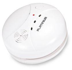 Bezdrátový detektor kouře a požáru k domovnímu GSM alarmu