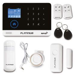 Bezdrátový domovní GSM alarm s Wi-Fi PG-103