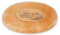 Himalájské solné mýdlo ovál 200 g