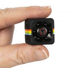 Minikamera POCKET SPY HD SQ11, s příslušenstvím