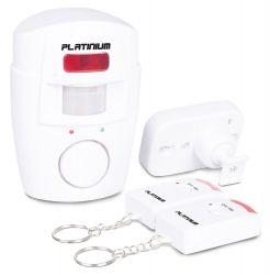 Mobilní alarm s dálkovým ovladačem YL-105, samostatně