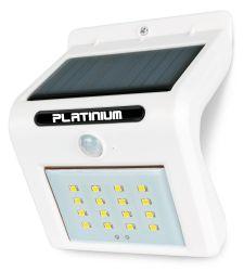 Nástěnné solární LED světlo s detektorem pohybu