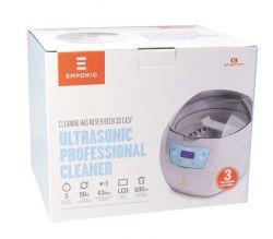 Emgeton Profi Ultrazvuková čistička s LCD displejem EMPORIO UC12-1001