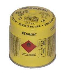 Kartuše RS - 2200 pro kempingový vařič Rsonic RS - 3808