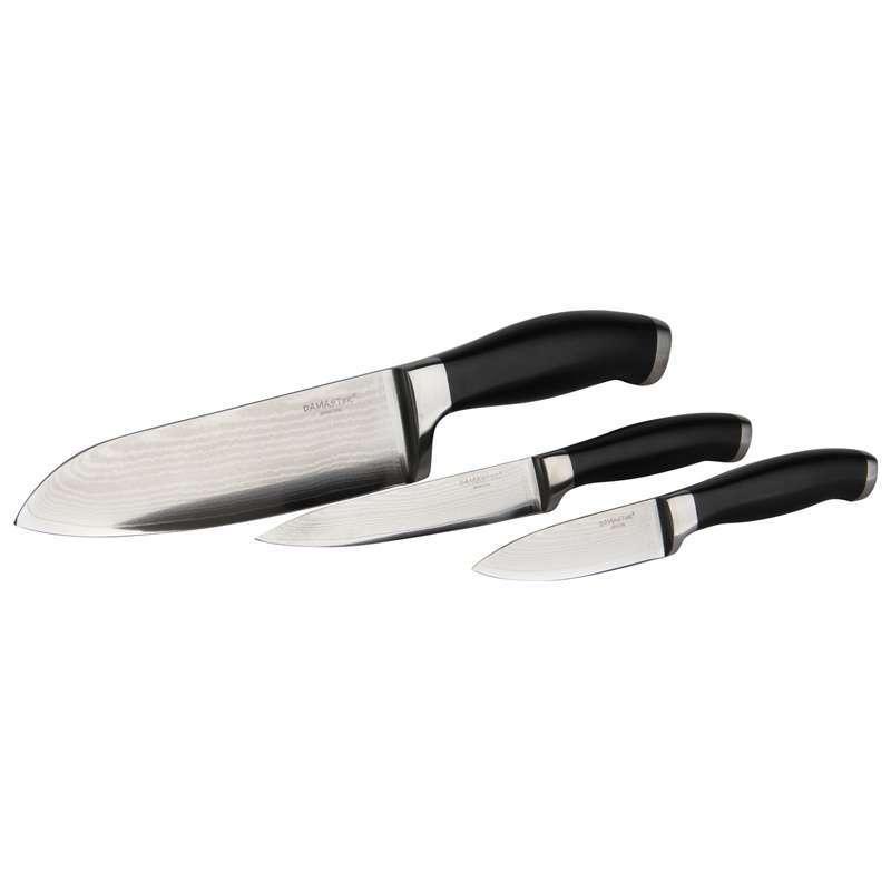Nože z damascenské oceli