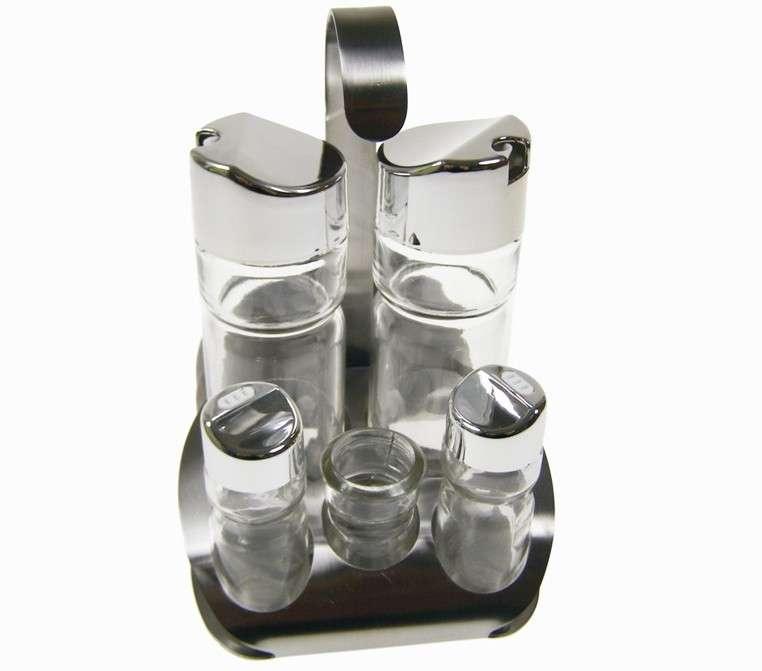 Pětidílná stolní sada - kořenka menážky Smart Cook