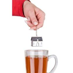 Sítko na čaj - čajník - čajové sítko Domeček Banquet