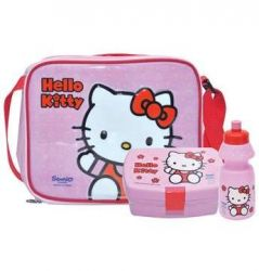 Svačinový set s motivem Hello Kitty