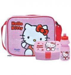 Svačinový set s motivem Hello Kitty