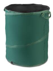 Skládací koš na listí a zahradní odpad 175 litrů
