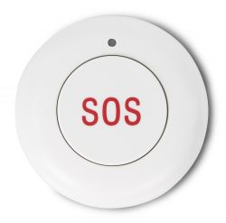 Tlačítko první pomoci k domovnímu GSM alarmu