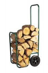 Vozík a zásobník na dřevo 2v1 HT-028