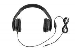 Detektor kovu - sluchátka