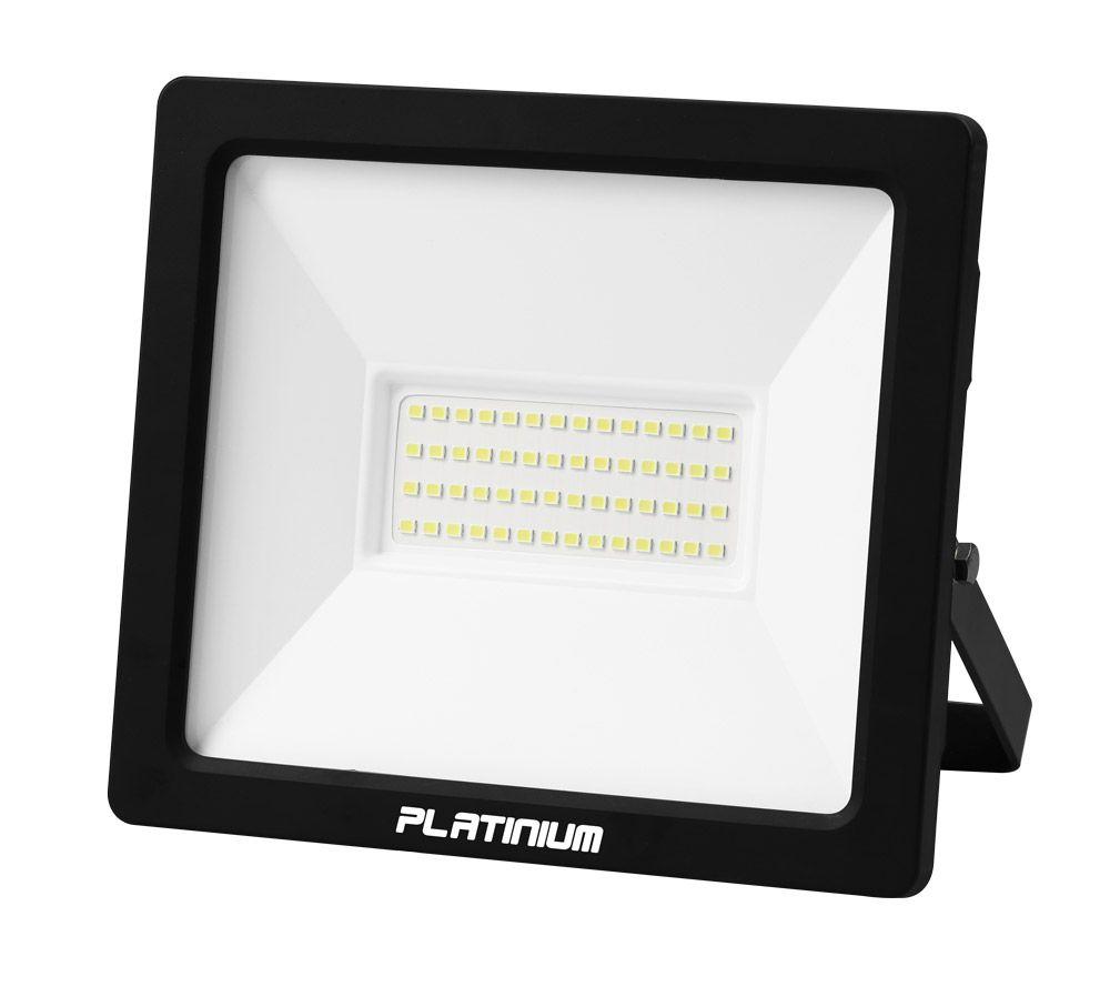 LED úsporný reflektor 50 W FL-FDC50W Platinium
