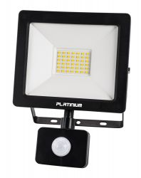 LED úsporný reflektor s detektorem pohybu 30 W FL-FDC30W-PIR