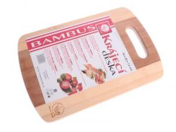 Krájecí deska prkénko bambus 30x20 Smart Cook