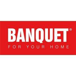 Nerezový jídlonosič 3dílný BANQUET