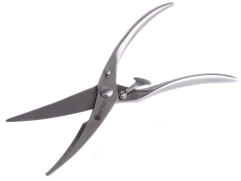 Nůžky na drůbež nerez ELMICH