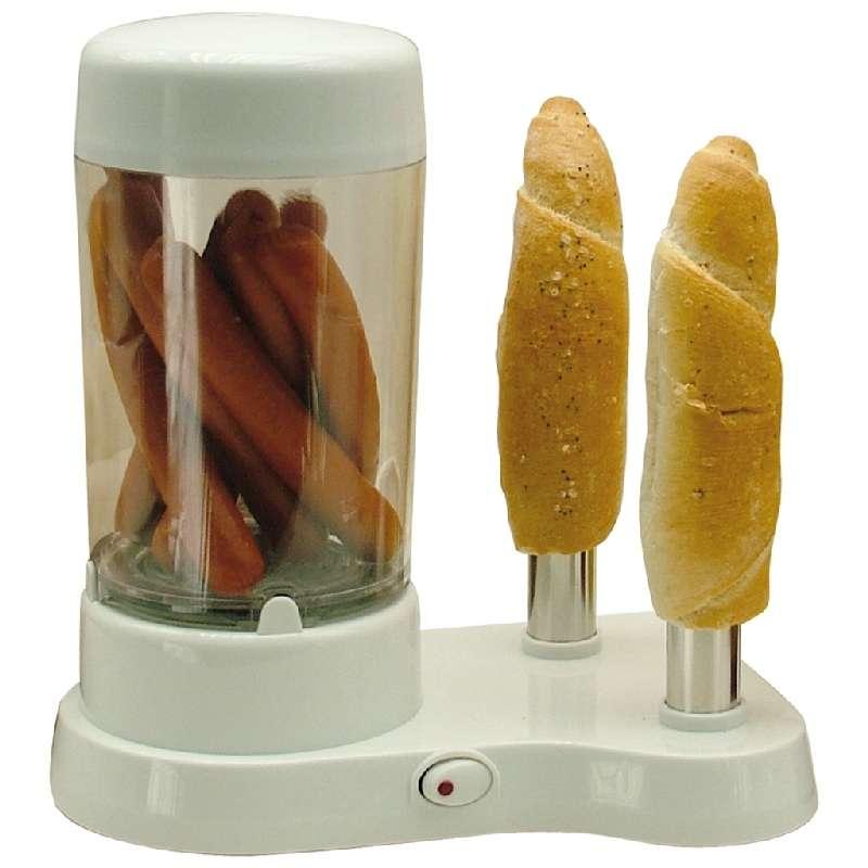 Professor Párkovač Hot dog PROFESSOR PVR 2 - na párek v rohlíku