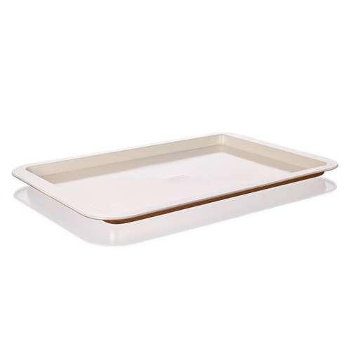 Banquet Plech pečící mělký 43x29x2 cm Gourmet Ceramia