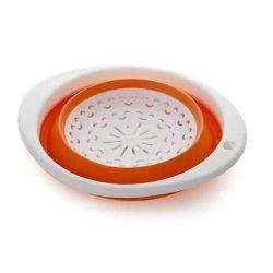 Silikonové smršťovací síto 300x270x110 mm Banquet - Silikonový cedník