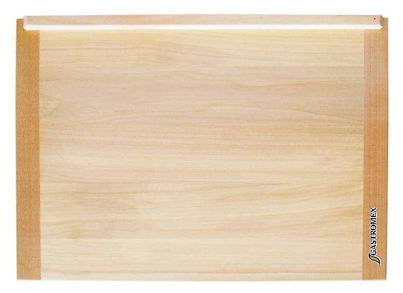 Vál dřevěný kuchyňský 60x40x1,5 (3) cm GASTROMEX s.r.o.