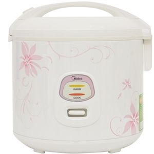 Automatický vařič rýže MIDEA MR-CM18 SQ - Rýžovar 1,8l