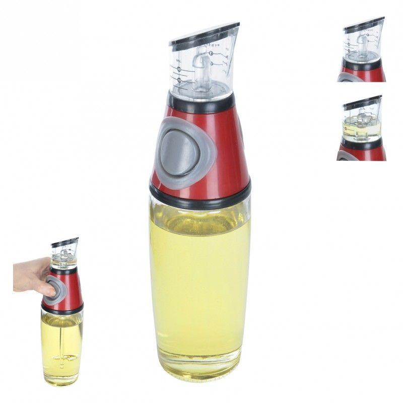 Dávkovač a zásobník na olej a ocet - Láhev s dávkovačem