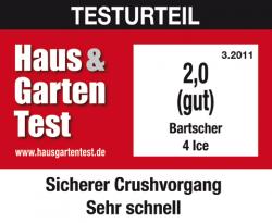 Drtič ledu BARTSCHER 4 ICE Nerez Bartscher GmbH