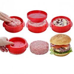 Forma na hamburger